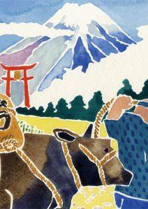 【日本遺産文化財】溝口道